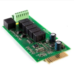 UPS Programmable Hardwired Relay Cards