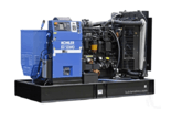 SDMO J250K 227/250kVA Three Phase Generators