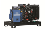 SDMO J130K 120/132kVA Three Phase Generators