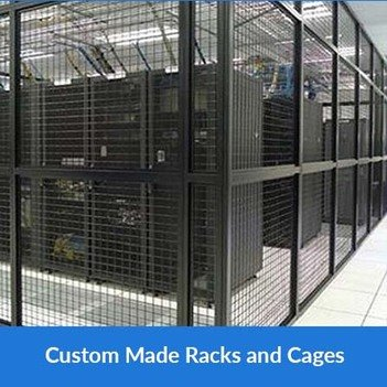 Datacentre Racks and Security Cages