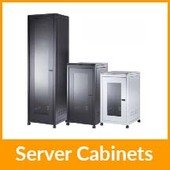 Server Racks and Cabinets